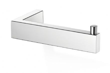 Zack Linea Polished Stainless Steel Toilet Roll Holder - 40043
